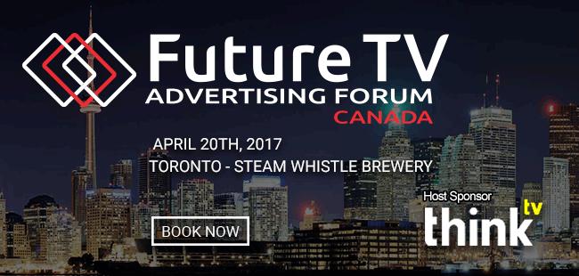 future tv advertising forum, canada banner